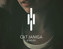 CAT JANIGA - Jewelry Brand Identity & Photography