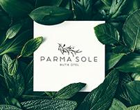 Parma Sole Boutique Hotel Logo Design