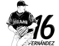 José Fernández 16