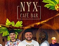 NYX CAFÉ BAR - SÁBADOS