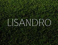 Lisandro - Free Slab Serif Font