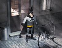 Character design / BATMAN