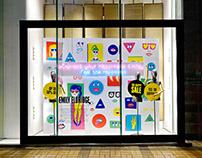 """The Happy Sale"" Visual Merchandising"