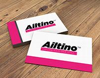 Ailtino Logo Design