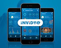 Invidyo - Application Design
