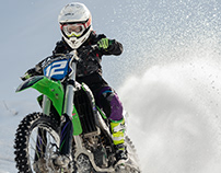 Kate Motocross