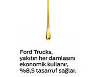 Ford Trucks / Yakıt Tasarrufu