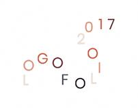 "LOGOFOLIO 2017 ""Colors and stuff"""