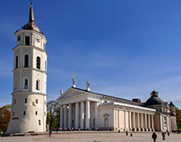 World Heritage Sites in Lithuania & Camera Spot Photo A