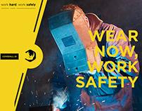 Pabrik Konveksi Wearpack Safety
