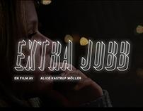EXTRA JOBB – Title graphics