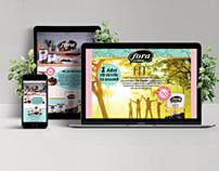 Website Design Fora Fit