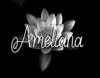 Ameliana - Free amazing handwritten font