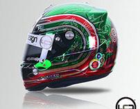 Dhabi Karting Helmet