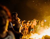 Noche de San Juan / Torremolinos Playa Carhiuela Malaga