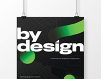 By Design Poster