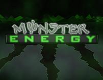 Monster Energy Unofficial Logo Bump