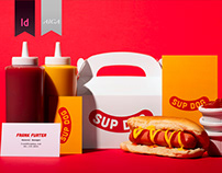 Sup Dog - Branding, Collateral & Photography