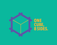 One Cube, 8 Sides