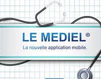 App Mobile LE MEDIEL