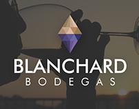 BLANCHARD Bodegas / Identity