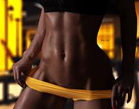 Fitness bikini ©Alexander Prime