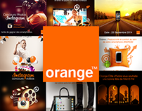 Social Media - Orange Côte d'Ivoire