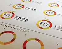 Logo Design - Fit Food
