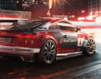 "AUDI ""Street Fighters"""