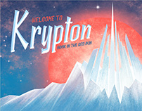 Welcome to Krypton Postcard