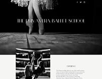 The Primavera Ballet School Site