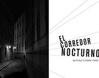 PRINT - EL CORREDOR NOCTURNO PRESSBOOK