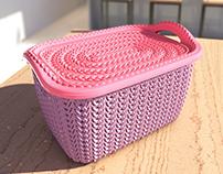 Multi Purpose Hobby Basket