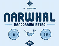 New Font - Narwhal