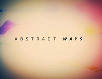 Abstract Ways - After Effects Template Videohive