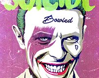 Butcher Billy Changes Bowie | Work in Progress Project