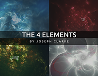 The 4 Elements: Fractals
