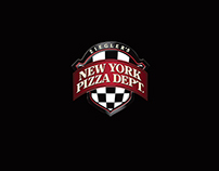 New York Pizza Dept. - Branding
