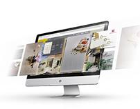 website design www.dphaus.co.id