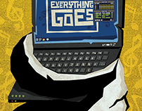 Everything Goes March flyer