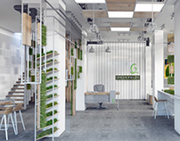 Green Fields Showroom
