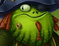 Captain Le Frog