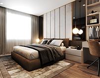 D'Capitale - Modern Bedroom