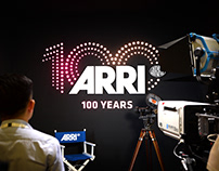 ARRI 100 for Broadcast Asia