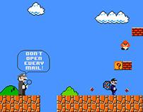 Super Hacker Mario