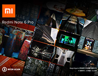 XIAOMI小米国际版Note 6 pro样张拍摄