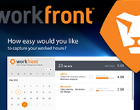 WorkFront - Desktop app