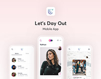 Let's Day Out – Mobile App