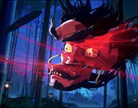 忍者必须死3角色宣传动画-Ⅱ