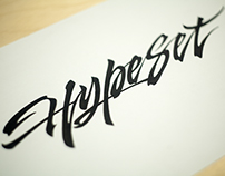Winter 33: Fresh calligraphy and lettering shots, 2015